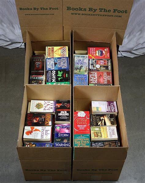the market books boxed mass market paperbacks