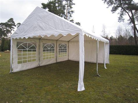 Pavillon 3x4 Wasserdicht by Partyzelt 3x4 5x8 M Pavillon Festzelt 500g M 178 Pvc