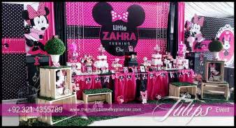 minnie decorations minnie mouse theme decoration ideas in pakistan
