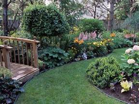 backyard flower beds beautiful backyard with grassy pathways around smaller