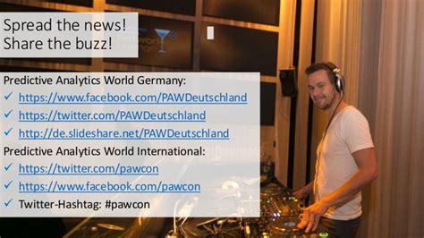 pawe puchalski design engineer iwe berlin predictive analytics world berlin 2016