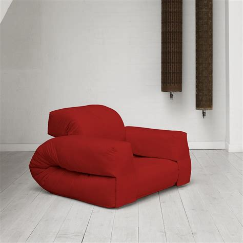 poltrona letto futon poltrona letto futon hippo chair karup lettogiapponese