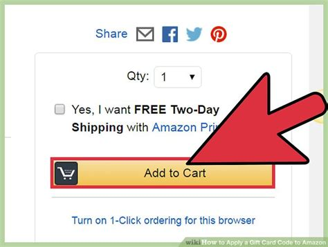 Apply A Gift Card To Amazon - 3 ways to apply a gift card code to amazon wikihow
