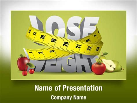 powerpoint templates free obesity lose weight powerpoint templates lose weight powerpoint