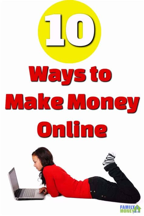 Ideas For Making Money Online - top 10 ways to earn extra money online in 2018