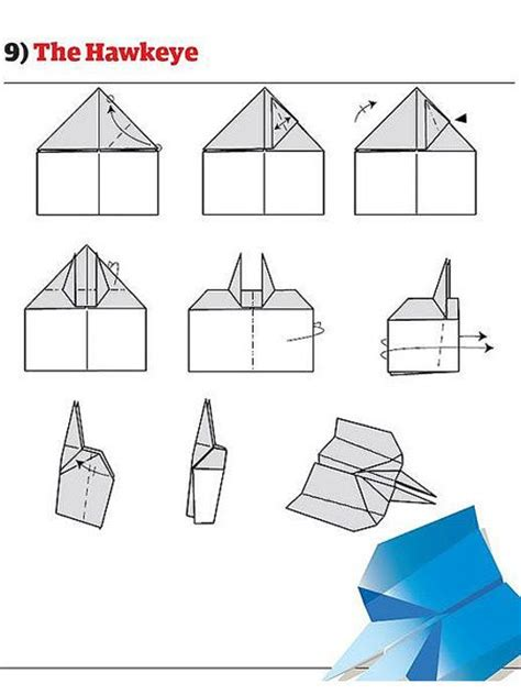 How To Make A Really Cool Paper Plane - 32 best images about how to and designs for paper