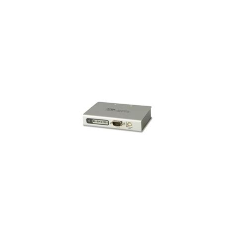 Converter Usb To Rs232 Aten aten uc2324 4 port usb to serial rs 232