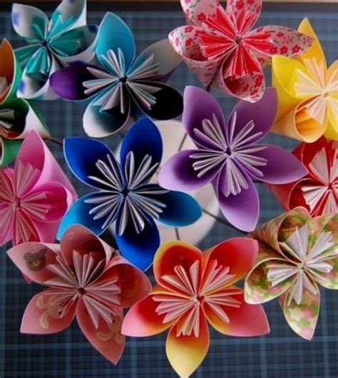 How Do You Make A Flower Out Of Paper - how to make paper flowers hyacinths buds