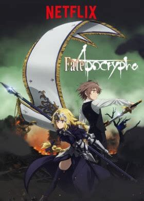 Kaset Dvd Anime Fate Apocrypha when will fate apocrypha season 2 be on netflix otlsm