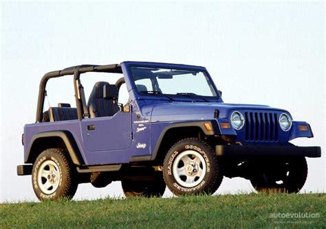 Where To Jeep Jeep Wrangler 1996 1997 1998 1999 2000 2001 2002