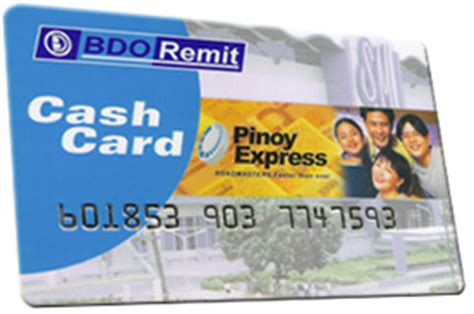 Bdo Gift Card - forex bdo cash card