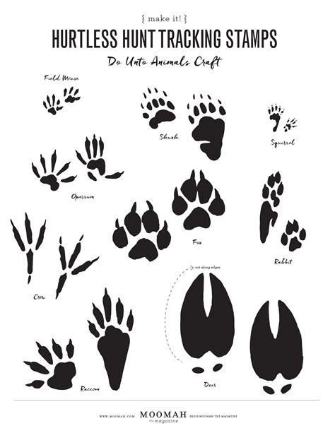 %name Footprint Cut Out Template   Lion paw print pattern. Use the printable outline for