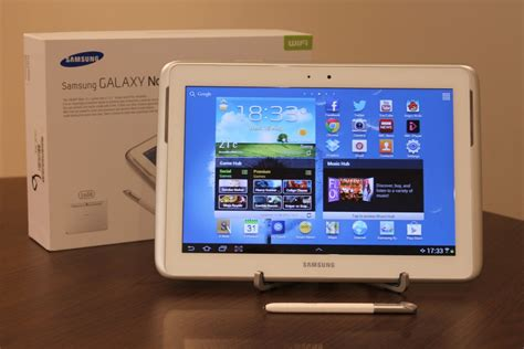 Galaxy Tab Note 1 samsung galaxy note 10 1 review