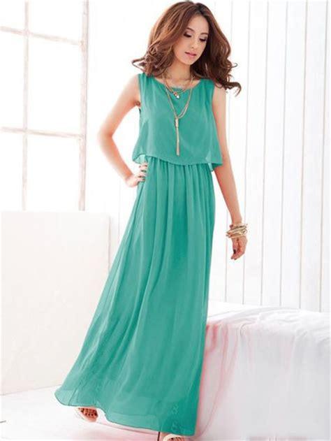 Asiyah Layer Dress Soft Purple two layer vest maxi dress