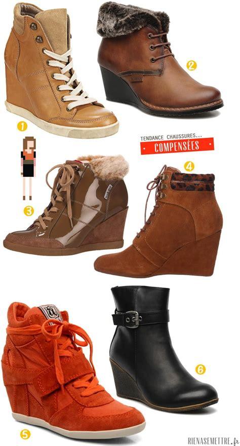 selection 6 chaussures et baskets compens 233 es pour femme femme conseil mode tendances