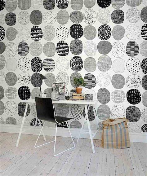 Idee Papier Peint Salon 1155 by Papier Peint Tendance 50 Id 233 Es Pour Une Maison Moderne