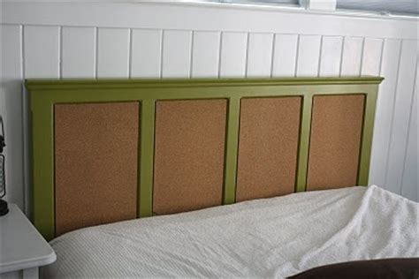 Cork Board Headboard by Cork Board Board For The Home Diy Headboards Boards And Corks