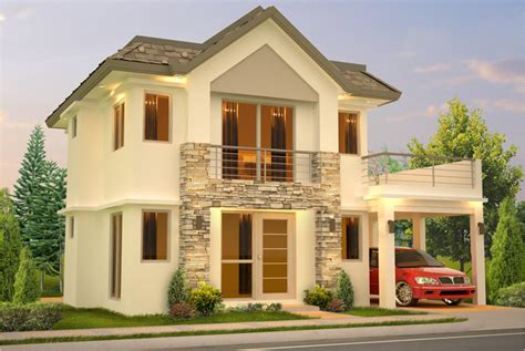 the terraces model house and lot for sale in