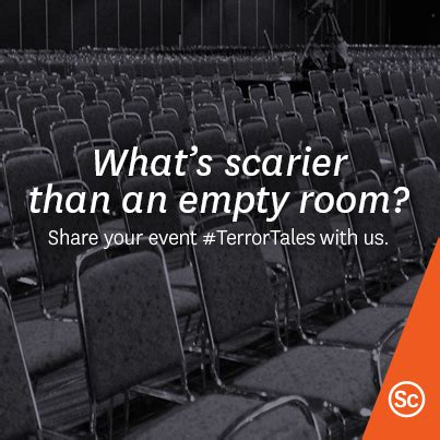 your is an empty room how to avoid a terrifying ordeal at your next meeting event sensov event marketing