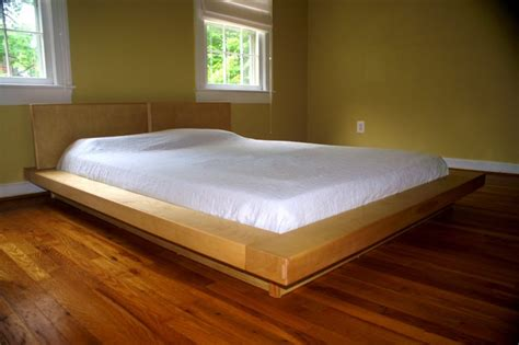 How To Make A Wooden Bed Frame With Drawers How To Makeplatform Bed Frame With Legs New Woodworking Style And A Platform Simple