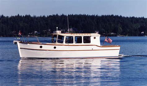 sam devlin boat building black crown 30 devlin designing boat builders