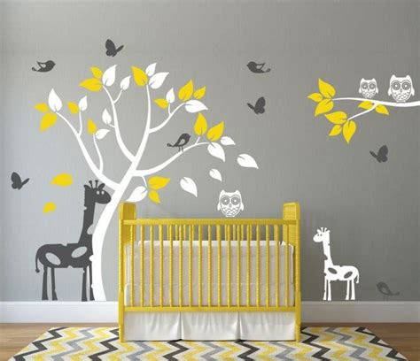 Baby Nursery Wall Decor Ideas 17 Best Ideas About Baby Giraffe Nursery On Pinterest Giraffe Nursery Jungle Baby Room And