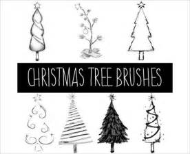 tree brushes 10 free psd vector ai eps format