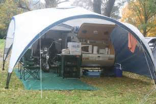 Garage Canopy Awning Teardrop Camper Growing Up Optional S Blog