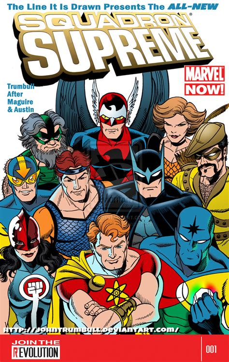 squadron supreme liid 120 squadron supreme marvel now by johntrumbull on