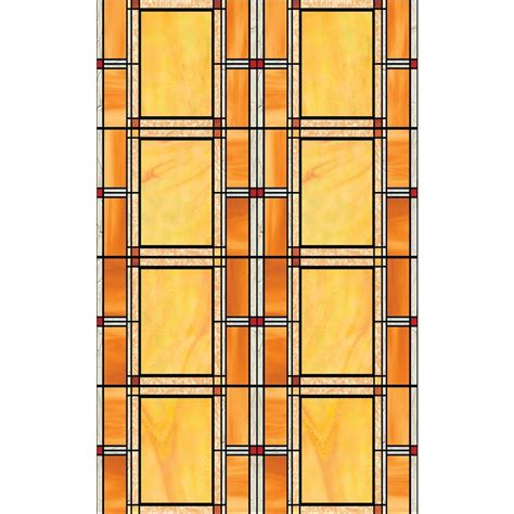 decorative window films for home d c fix arts and crafts 17 in x 78 in home decor self