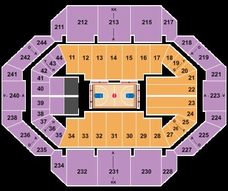 rupp arena concert seating rupp arena tickets rupp arena in ky at gamestub