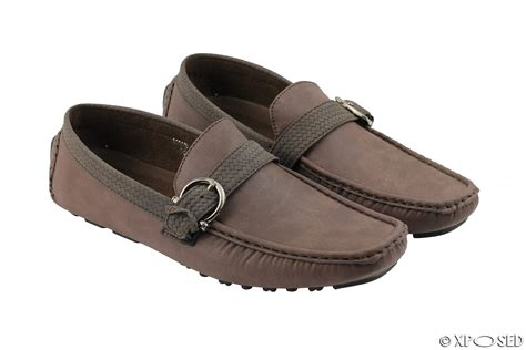 mens new smart casual loafers shoes uk size 6 7 8 9