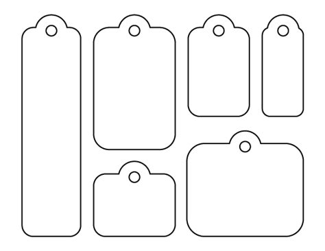 svg pattern tag gift tag pattern use the printable outline for crafts