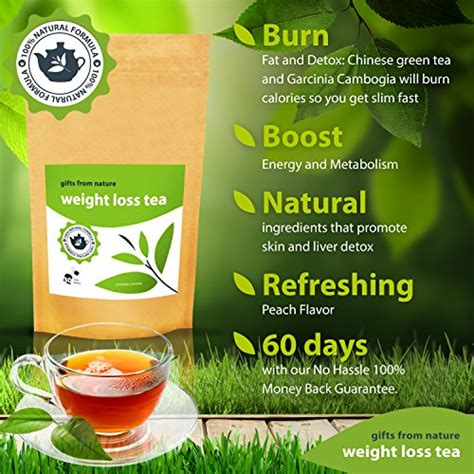Detox Tea Lose Weight Malaysia by Slimming Tea From Gift Of Nature 15 Day Supply Helps You