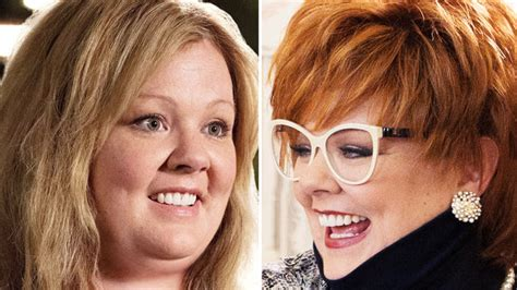 melissa mccarthy hair color 11 times melissa mccarthy s hair stole the show instyle com