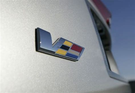Cadillac V Emblem by Cadillac V Series Cartype
