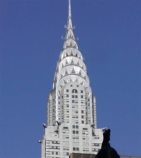 When Was The Chrysler Building Built by Zephyrinus The Chrysler Building New York