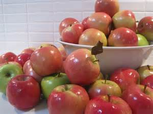 some home truths when home is apples lots of apples