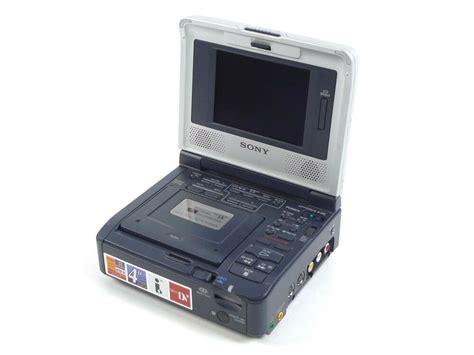 mini cassette player sony gv d1000 minidv mini dv player recorder walkman