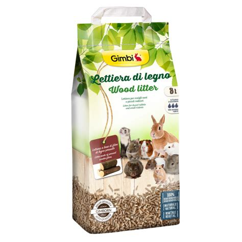 lettiere per conigli lettiera di legno