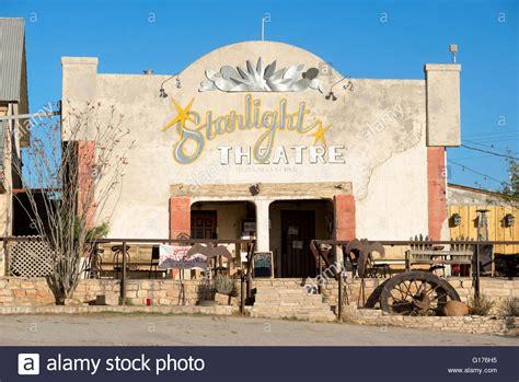 Starlight Detox Center San Antonio by Starlight Theatre Restaurant And Saloon In Terlingua