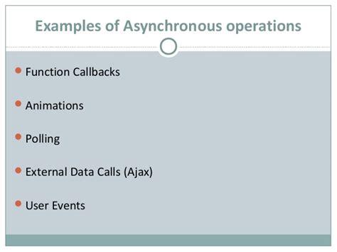 javascript async events callbacks promises and async await books json part 3 asynchronous ajax jquery deferred