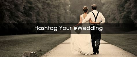 Awesome Wedding Hashtags by Trending Wedding Hashtags Designmantic The Design Shop