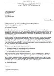 Bewerbung Anschreiben Muster Bankkaufmann Bewerbung Bankangestellter Bankkaufmann Ausbildung Sofort