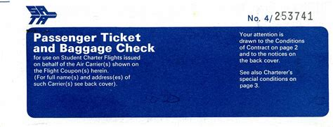 file student charter flights ticket cover 1970 08 24 jpg wikimedia commons