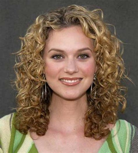perm for shoulder length hair permed hairstyles 2018 for medium length hair