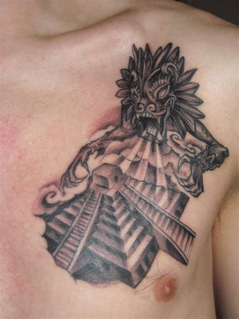quetzalcoatl tattoo the world s best photos of quetzalcoatl and