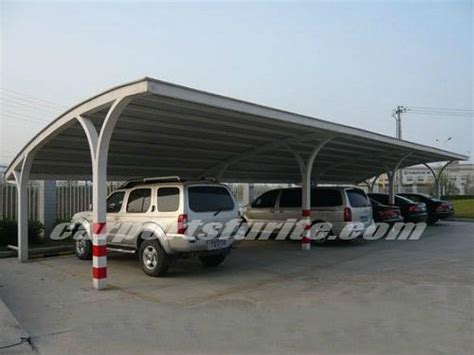 Pvc Car Port by Pvc Roof Carport 1 Furite Carports Steel Structure