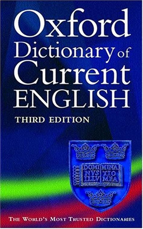 oxford dictionary of english and the oxford dictionary of current english by catherine soanes reviews discussion bookclubs lists