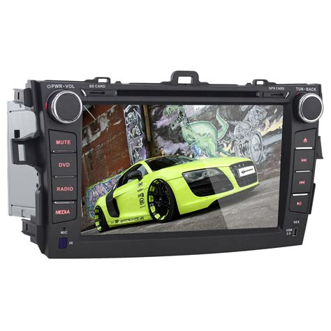 car wallpaper set after market unit with dvd player and navigation